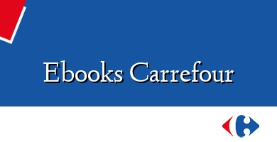 Comprar  &#160Ebooks Carrefour