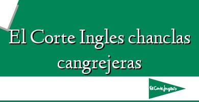 Comprar  &#160El Corte Ingles chanclas cangrejeras
