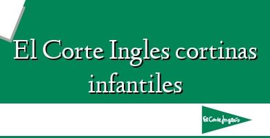 Comprar  &#160El Corte Ingles cortinas infantiles