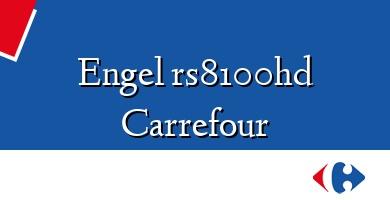 Comprar &#160Engel rs8100hd Carrefour