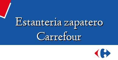 Comprar  &#160Estanteria zapatero Carrefour