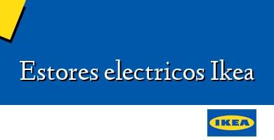 Comprar  &#160Estores electricos Ikea
