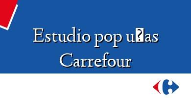 Comprar  &#160Estudio pop uñas Carrefour