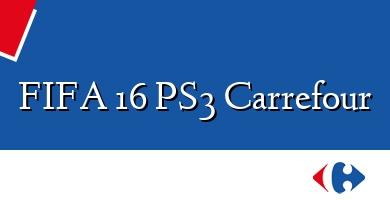 Comprar  &#160FIFA 16 PS3 Carrefour