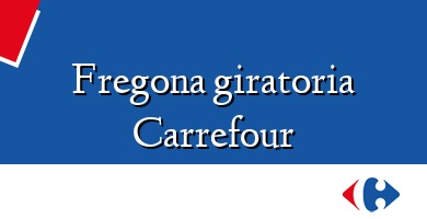 Comprar  &#160Fregona giratoria Carrefour
