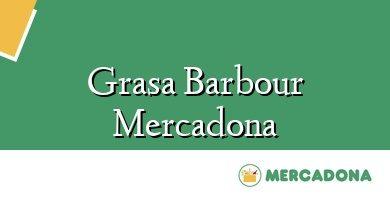 Comprar &#160Grasa Barbour Mercadona