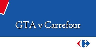 Comprar &#160GTA v Carrefour