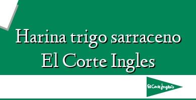 Comprar &#160Harina trigo sarraceno El Corte Ingles