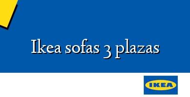 Comprar &#160Ikea sofas 3 plazas