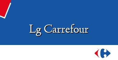 Comprar  &#160Lg Carrefour