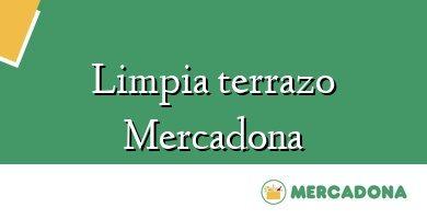 Comprar &#160Limpia terrazo Mercadona