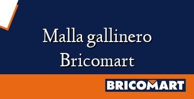 Malla gallinero Bricomart