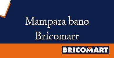 Mampara bano Bricomart