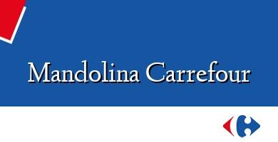 Comprar  &#160Mandolina Carrefour