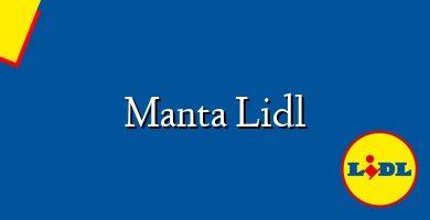 Comprar &#160Manta Lidl