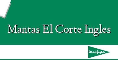 Comprar &#160Mantas El Corte Ingles