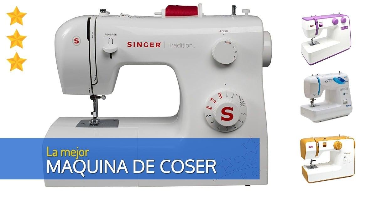 Dónde Comprar Máquinas De Coser? ֍ Opiniones Y Precio