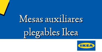 Comprar &#160Mesas auxiliares plegables Ikea