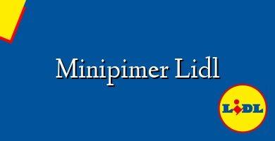 Comprar &#160Minipimer Lidl
