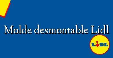 Comprar &#160Molde desmontable Lidl