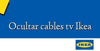 Comprar  &#160Ocultar cables tv Ikea