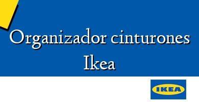 Comprar &#160Organizador cinturones Ikea