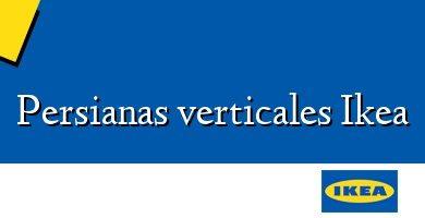 Comprar &#160Persianas verticales Ikea