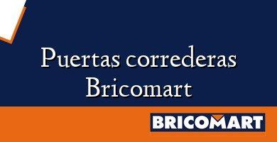Puertas correderas Bricomart