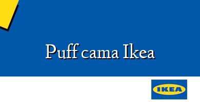 Comprar &#160Puff cama Ikea