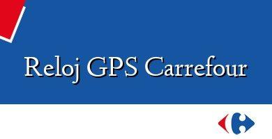 Comprar &#160Reloj GPS Carrefour