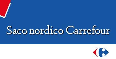 Comprar &#160Saco nordico Carrefour