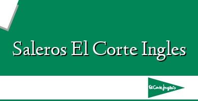 Comprar &#160Saleros El Corte Ingles