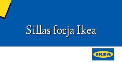 Comprar &#160Sillas forja Ikea