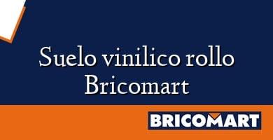 Suelo vinilico rollo Bricomart
