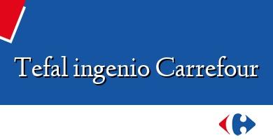 Comprar  &#160Tefal ingenio Carrefour