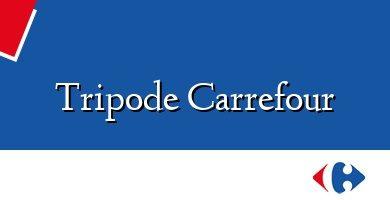 Comprar &#160Tripode Carrefour