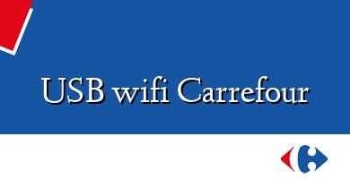 Comprar  &#160USB wifi Carrefour