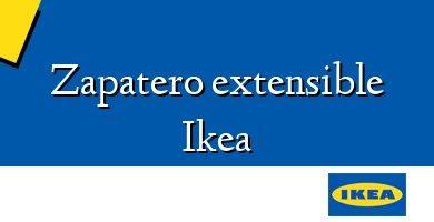 Comprar &#160Zapatero extensible Ikea